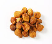 Dried figs — Stock Photo