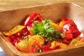 Marinated peppers — Zdjęcie stockowe