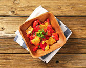 Marinated peppers — Foto Stock