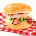 Club sandwich — Stock Photo #48007851