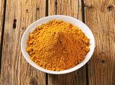 Curry powder — Stock Photo
