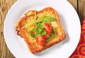 Franska toast — Stockfoto
