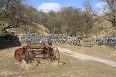 Yorkshire dales scenery — Stock Photo