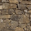 Dry stone wall background — Stock Photo #42664947