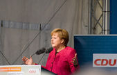 Angela Merkel — ストック写真