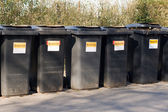 Tons of organic waste — Stock Photo