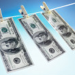 Money Laundering — Stock Photo