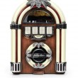 Retro Juke Box Radio — Stock Photo #12252528