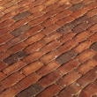 Brick Pavement - Stock Photo