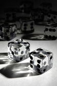 Set of Dice — Stock Photo