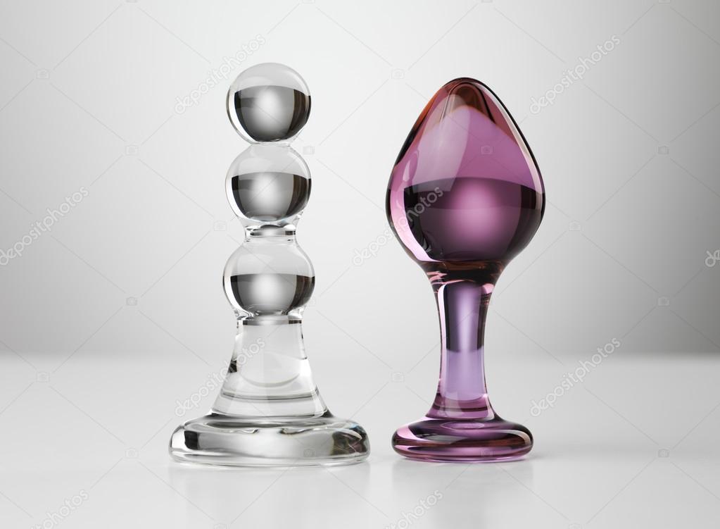 sex chat amatør butt plug glass