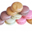 Colorful macaroon — Stock fotografie