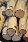 Fire wood — Stok fotoğraf