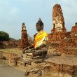 Stock Photo: ayutthaya