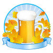Royalty-Free Stock Vector Image: Oktoberfest Background