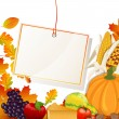 Thanksgiving Background — Stock Vector #14566439