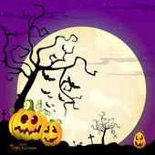 Happy halloween — Vector de stock