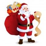 Santa Claus — Stock Vector #14573059