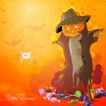 Happy halloween — Stock Vector #14587315