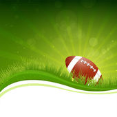 Football — Vector de stock