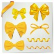Gifts Bows and Ribbons - Image vectorielle