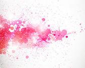 Kleurrijke grafisch ontwerp — Stockvector