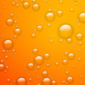 Gotas de agua — Vector de stock