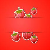 光泽水果 — 图库矢量图片