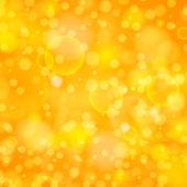 Fondo amarillo verano — Vector de stock