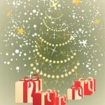 Christmas tree — Stock Vector #2830240