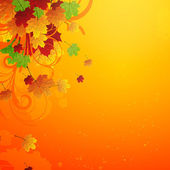 秋季设计 — 图库矢量图片