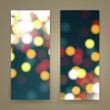 Colorful lights — Vector de stock