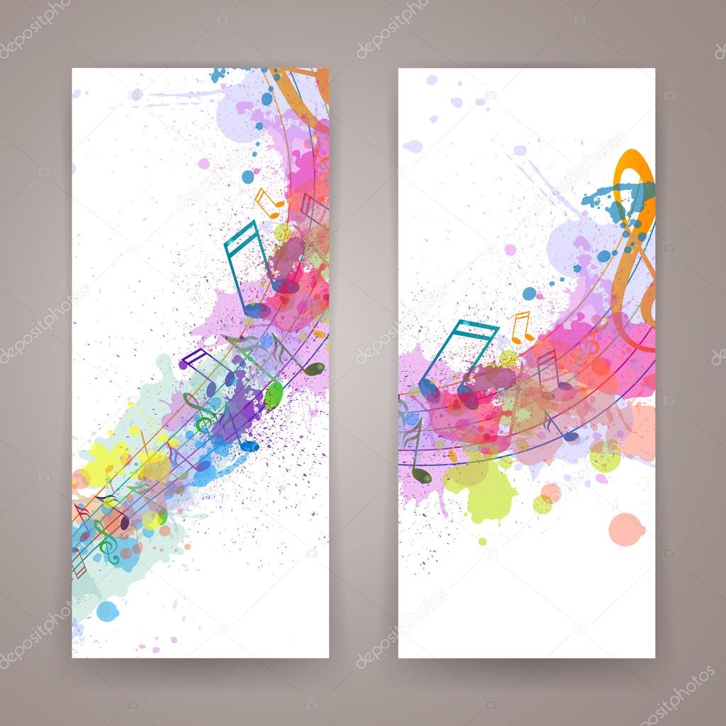 music poster:
