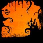 Halloween card — Stock Vector #34842873