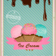 Ice Cream — Stock Vector #34852917