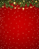 Christmas Background — Vetorial Stock