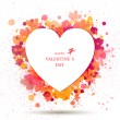 Valentines Day Card — Stock Vector #38321851