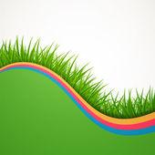 Naturalne tło — Wektor stockowy