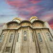 Stock Photo: Assumption Cathedral (was site of coronation of Russitsars), Moscow Kremlin