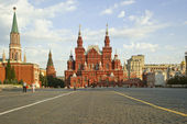Red Square, Moscow, Russia — Stock Photo