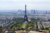 The city skyline at daytime. Paris, France — 图库照片