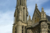 Cathedral (Notre Dame) of Senlis, Oise, Picardy, France — Stock Photo