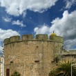 Stock Photo: Saint-Malo-- is walled port city in Brittany in northwestern France