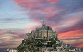 Mont Saint-Michel, Normandy, France — Stock Photo