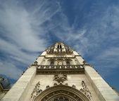 Church of Saint-Germain-Auxerrois, Paris, France — Stock Photo