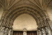 The Church of Saint-Germain-l'Auxerrois, Paris, France — Stock Photo