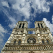 Royalty-Free Stock Photo: Notre Dame de Paris, France