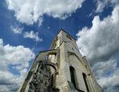Basílica de saint-martin, tours, francia — Foto de Stock