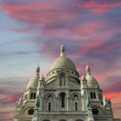 Basilica of the Sacred Heart of Paris, France — Stock Photo