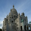 Basilica of the Sacred Heart of Paris, France — Stock Photo #14432677